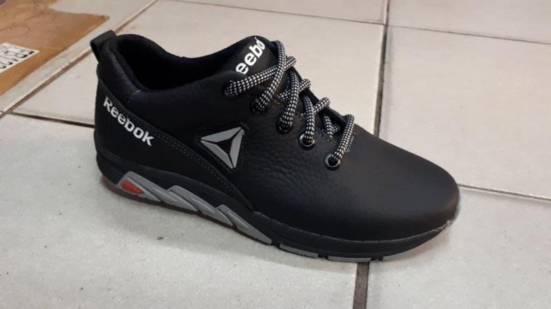 Кожаные кроссовки на мальчика Reebok с 32-39 рр. 34