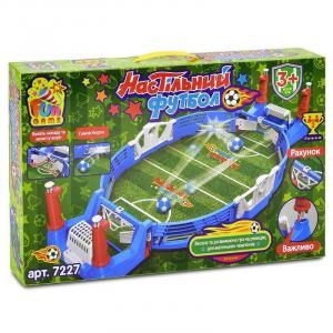 Фото Развивающие игрушки, Развивающие  игры для детей и взрослых 7227 Настольная игра Fun Game Футбол
