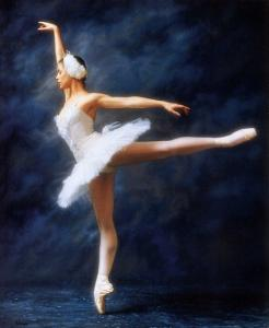 Фото Картины на холсте по номерам, Романтические картины. Люди KGX 23013 Магия балета Картина по номерам на холсте 40х50см