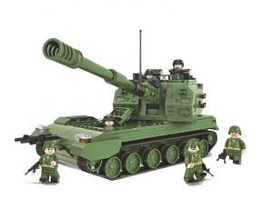 Фото Конструкторы, Конструкторы типа «Лего», Милитари (армия и флот) 1311 Конструктор Военная техника, 593 дет.