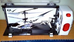Фото Развивающие игрушки, Интерактивные и радиоуправляемые игрушки, Вертолеты, квадрокоптеры Вертолет  33008 (желтый, синий, черный, красный, оранжевый)