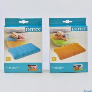 Фото Маты спортивные. Спорттовары, Надувные изделия 68676 Надувная подушка кемпинговая Intex