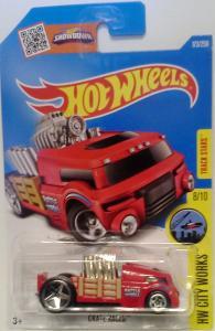 Фото Развивающие игрушки, Для мальчиков, Машинки HotWheels Crate racer