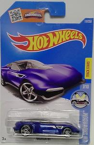 Фото Развивающие игрушки, Для мальчиков, Машинки HotWheels Gazzela GT