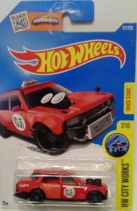 Фото Развивающие игрушки, Для мальчиков, Машинки HotWheels Time attaxi