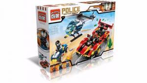 Фото Конструкторы, Конструкторы типа «Лего», Полиция. Пожарная охрана 1914 Brick  405 дет