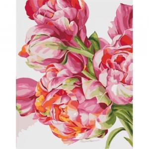 Фото Картины на холсте по номерам, Букеты, Цветы, Натюрморты KH 2081