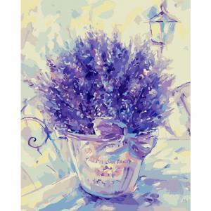 Фото Картины на холсте по номерам, Букеты, Цветы, Натюрморты KH 2041