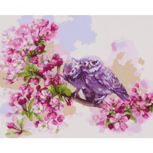 Фото Картины на холсте по номерам, Животные. Птицы. Рыбы... KH 2487