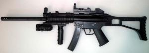 Фото Игрушечное Оружие, Стреляет пластиковыми 6мм  пульками, Автомат, пулемет, карабин Детский игрушечный карабин HY 017C L
