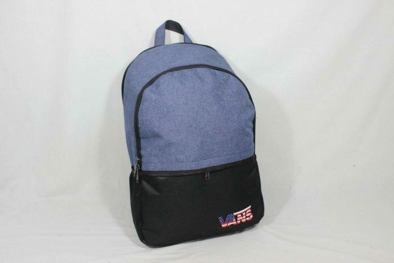 Школьный рюкзак VANS серый Код0146-01