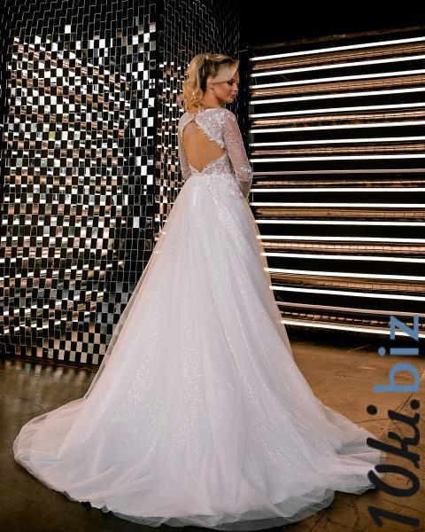 Свадебные платья - Свадебное платье с открытой спиной Иветта