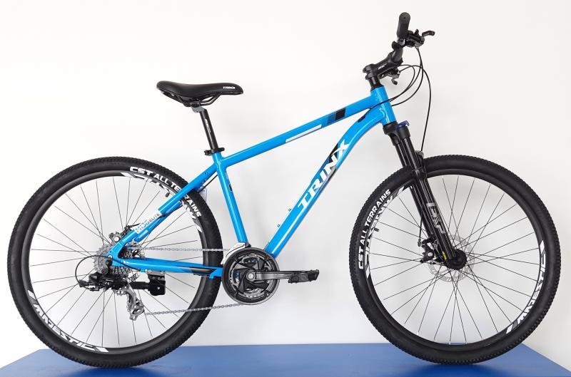 Велосипед Trinx-2021 M136 ELITE синій чорний