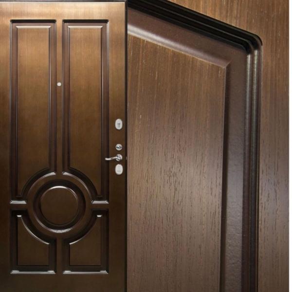 Фото ДВЕРИ В КВАРТИРУ СЕРИИ «форт» Дверь Azalia