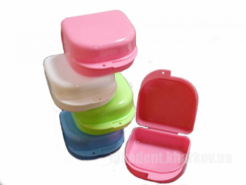 Фото Для стоматологических клиник, Аксессуары Коробочка для протезов (Высокая)