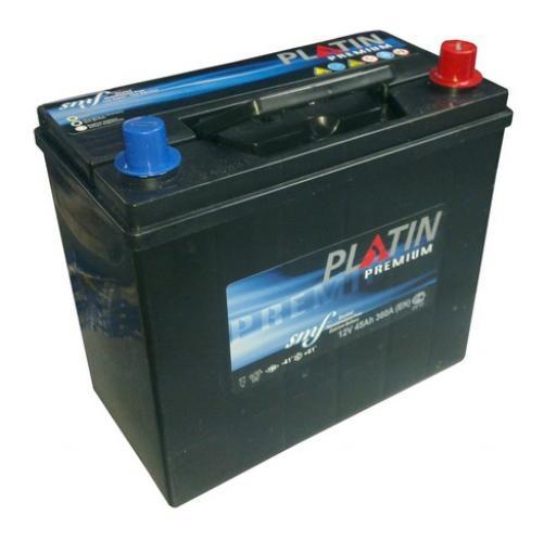 Фото Аккумуляторы для автомобилей Platin Premium АЗИЯ 42