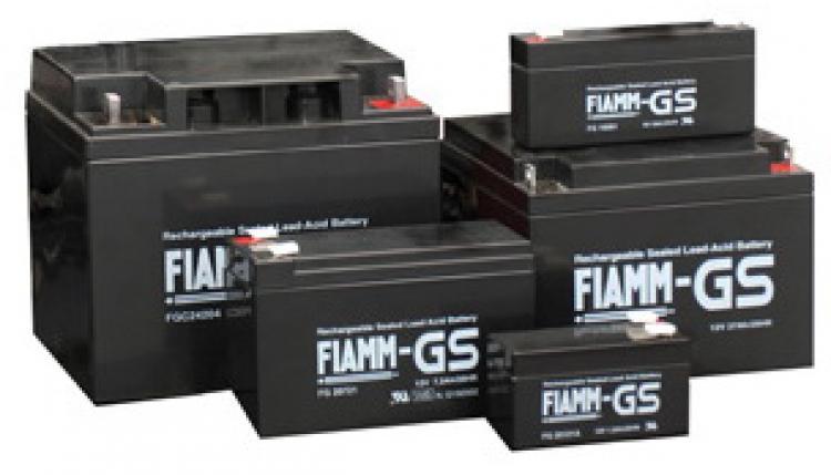Фото Аккумуляторы для ИБП (UPS) FIAMM Батареи серии FG, FGH, FGHL (AGM)