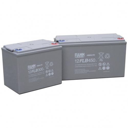 Фото Аккумуляторы для ИБП (UPS) FIAMM Батареи серии FLB