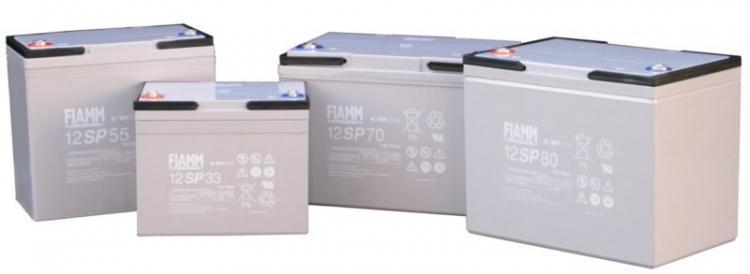Фото Аккумуляторы для ИБП (UPS) FIAMM Батареи серии SP-ENERLITE