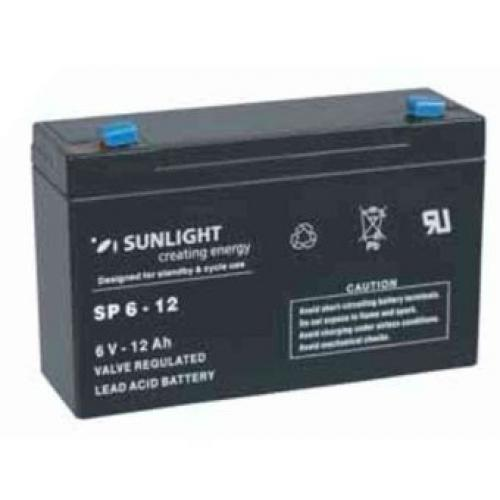 Фото Аккумуляторы для ИБП (UPS) Sunlight SP 6-12