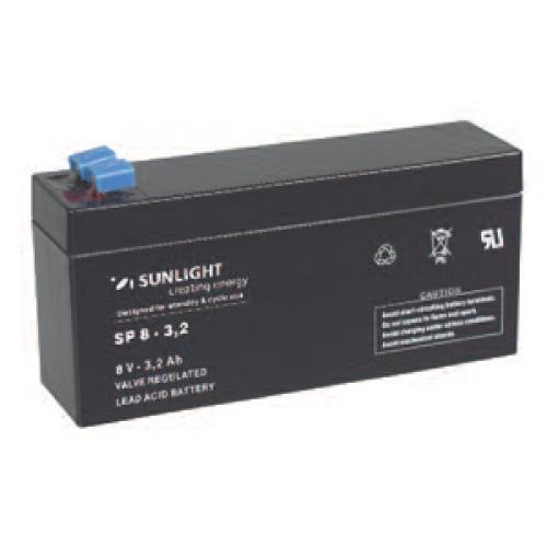 Фото Аккумуляторы для ИБП (UPS) Sunlight SP 8-3.2