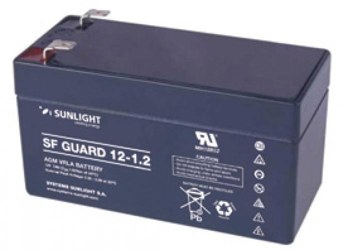 Фото Аккумуляторы для ИБП (UPS) Sunlight SF 12-1.2