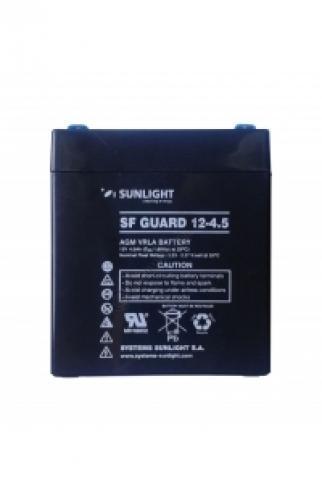 Фото Аккумуляторы для ИБП (UPS) Sunlight SF 12 - 4.5