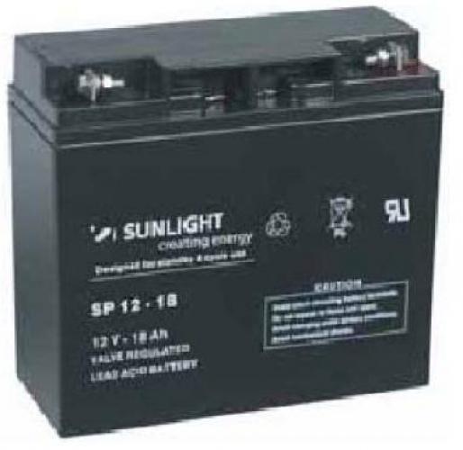 Фото Аккумуляторы для ИБП (UPS) Sunlight SP 12-18