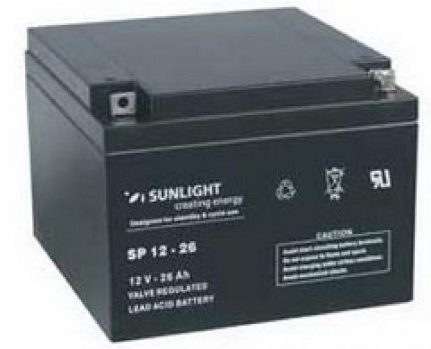 Фото Аккумуляторы для ИБП (UPS) Sunlight SP 12-28