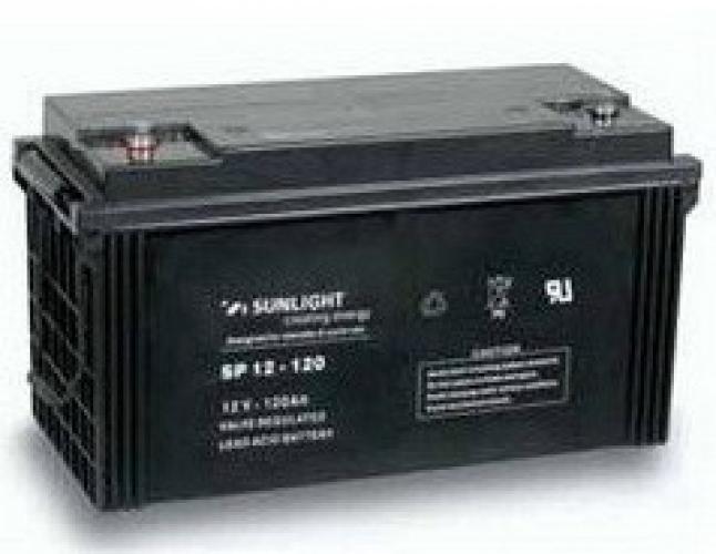 Фото Аккумуляторы для ИБП (UPS) Sunlight SP 12-120