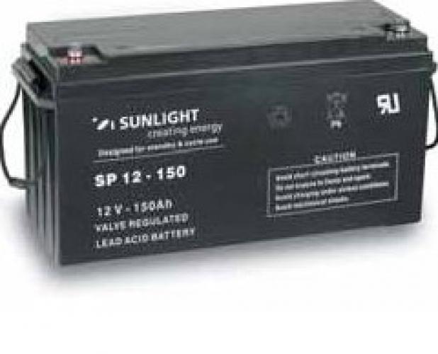 Фото Аккумуляторы для ИБП (UPS) Sunlight SP 12-150