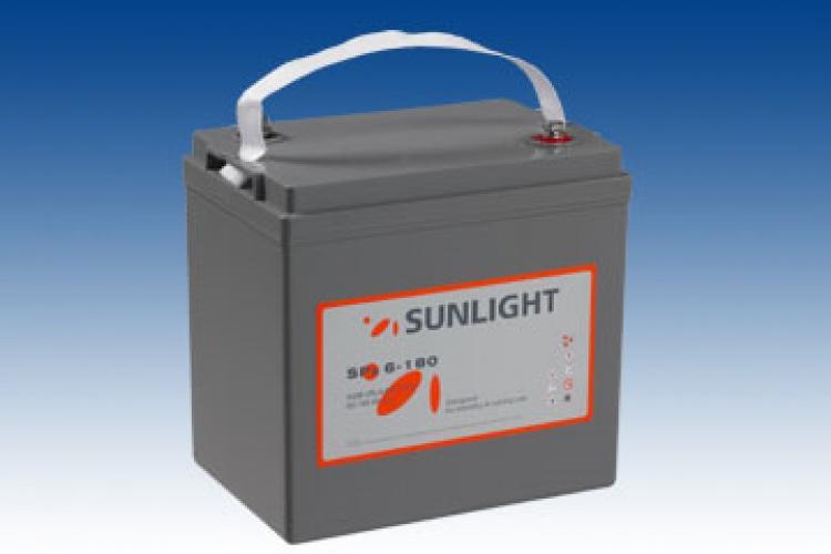 Фото Аккумуляторы для ИБП (UPS) Sunlight SP 6-180