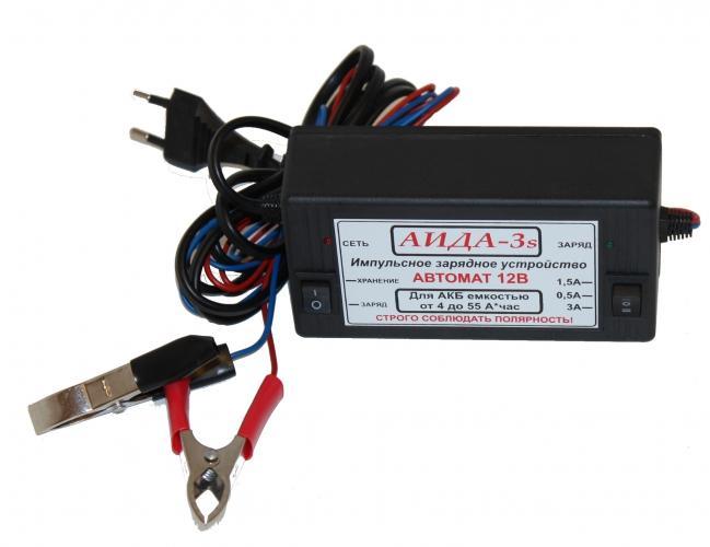 Фото Зарядные устройства АИДА 3S