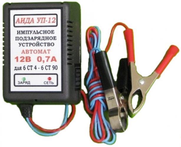 Фото Зарядные устройства АИДА УП 12