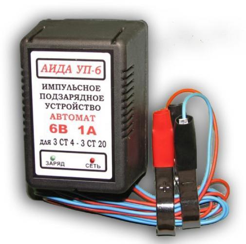 Фото Зарядные устройства АИДА УП 6