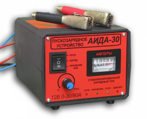 Фото Зарядные устройства АИДА 30