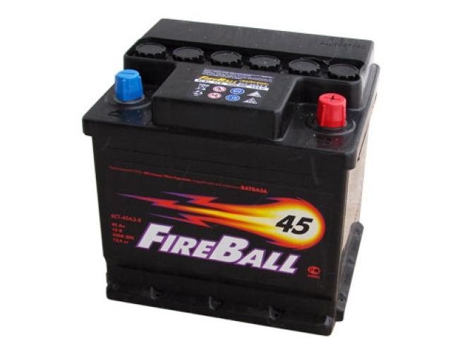 Фото Аккумуляторы для автомобилей Westa Fire Ball 45
