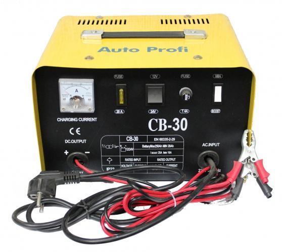 Фото Зарядные устройства Auto Profi СВ-30