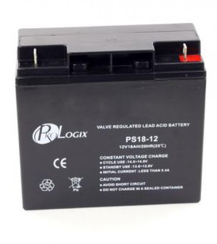 Фото Аккумуляторы для ИБП (UPS) ProLogix PS18-12