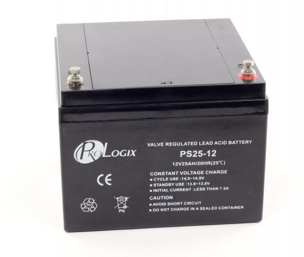 Фото Аккумуляторы для ИБП (UPS) ProLogix PS25-12