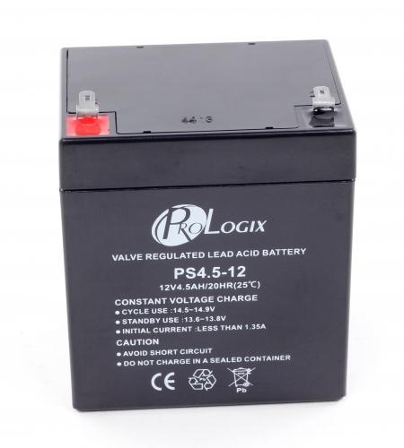 Фото Аккумуляторы для ИБП (UPS) ProLogix PS4.5-12