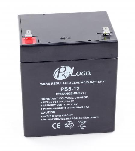 Фото Аккумуляторы для ИБП (UPS) ProLogix PS5-12