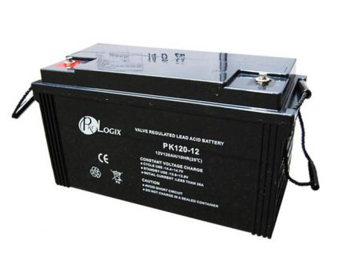 Фото Аккумуляторы для ИБП (UPS) ProLogix PK120-12