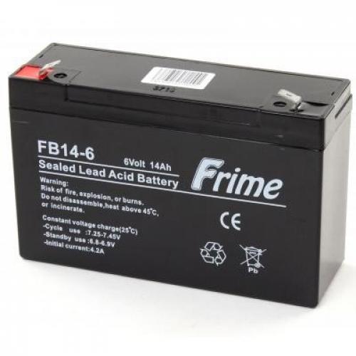 Фото Аккумуляторы для ИБП (UPS) ProLogix Frime FB14-6