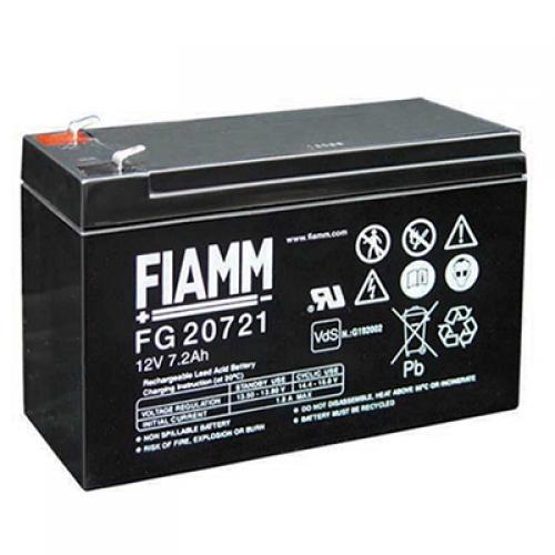 Фото Аккумуляторы для ИБП (UPS) FIAMM FG20722