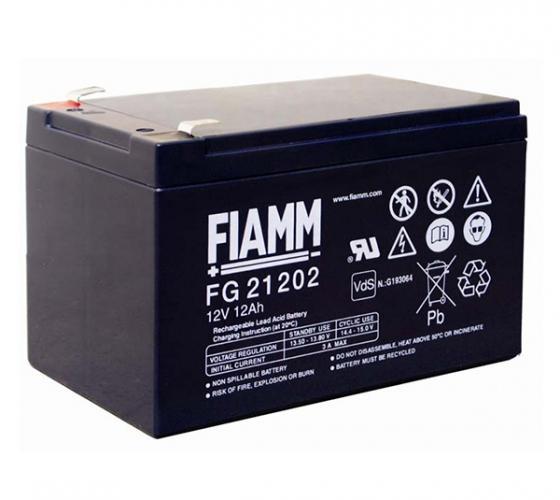 Фото Аккумуляторы для ИБП (UPS) FIAMM FG21202