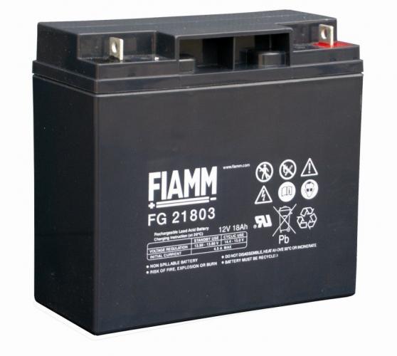Фото Аккумуляторы для ИБП (UPS) FIAMM FG21803