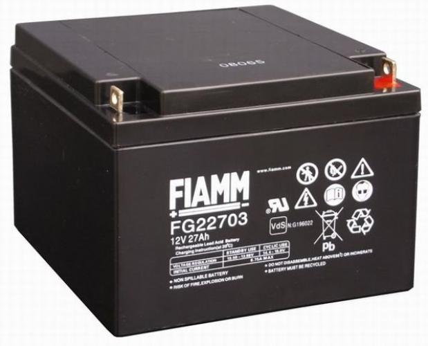 Фото Аккумуляторы для ИБП (UPS) FIAMM FG22703