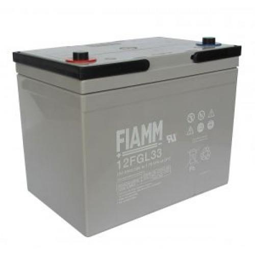 Фото Аккумуляторы для ИБП (UPS) FIAMM 12FGL33