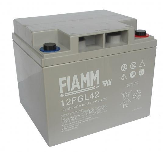Фото Аккумуляторы для ИБП (UPS) FIAMM 12FGL42 N